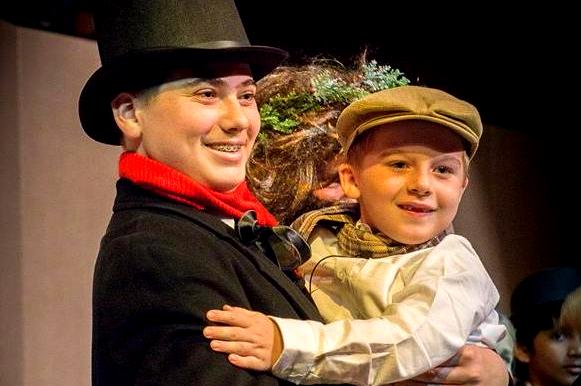 A Christmas Carol Musical Play for Kids to Perform!