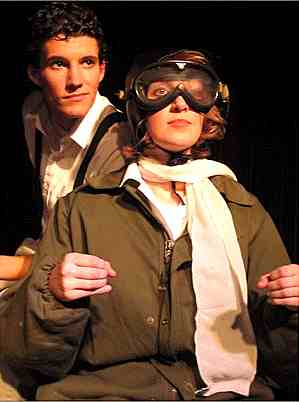 One Act Play for Schools - Amelia Earhart
