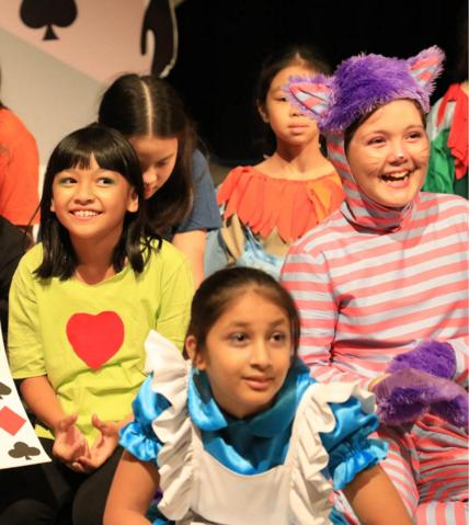 A Play for Kids Alice in Wonderland