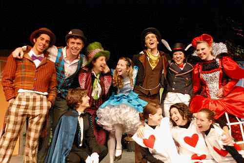 Alice in Wonderland - Medium Cast Play for Middle Schools and High Schools!