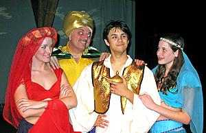 Plays for Children's - Aladdin and the Magic Lamp