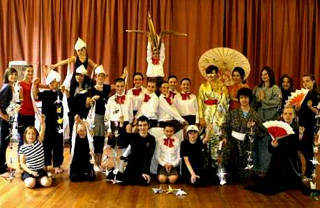 Large Cast Children's Play - A Thousand Cranes