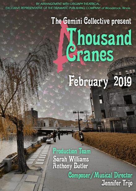 A Thousand Cranes by Gemini Collective