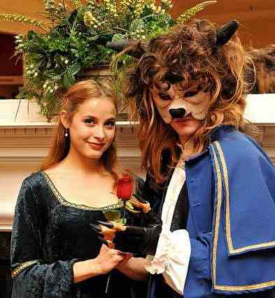 Beauty and the Beast!  For Touring to Schools!