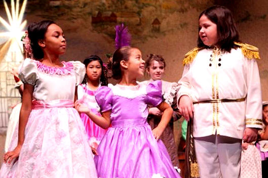 Children's Play for Schools! - Cinderella