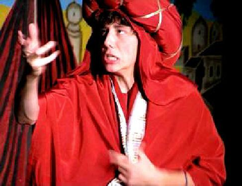 The Emperor's New Clothes!  Funny Play for Kids to Perform!