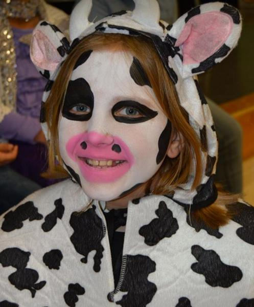 Cow Boo Boo in ArtReach's Jack Musical