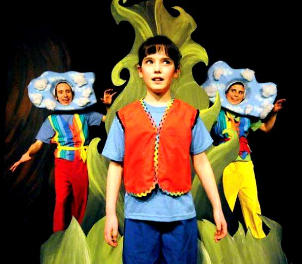 Jack and the Beanstalk!  Script for Family Audiences!