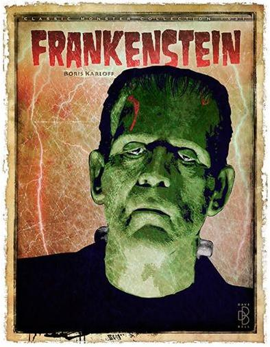 Kid Frankenstein is fun play for Kids to Perform!