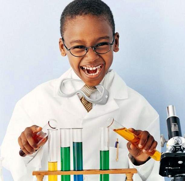Kid Scientists love 'Kid Frankenstein'!