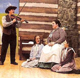 One Act Play - Laura Ingalls Wilder: Voice of the Prairie
