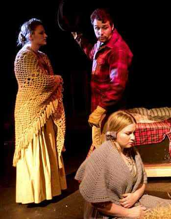 Play about life of Laura Ingalls Wilder