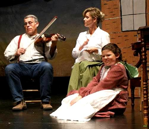 American History Comes to Life!  Laura Ingalls Wilder: Voice of the Prairie