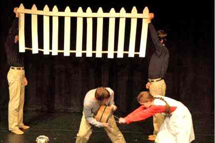 One Act Play for Schools and Theatres -- The Mark Twain Show