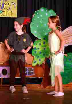 Large Cast Children's Play - Peter Pan