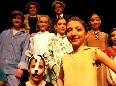 Large Cast School Play - Peter Pan