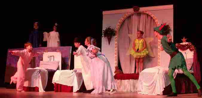 School Play for Children to Perform - Peter Pan
