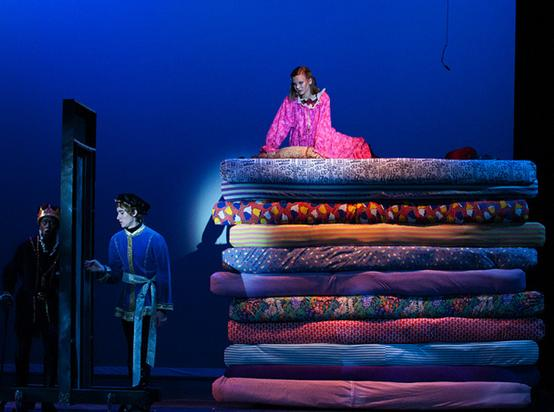 Beautiful Play for A Large Cast of Teens!  Princess and the Pea!