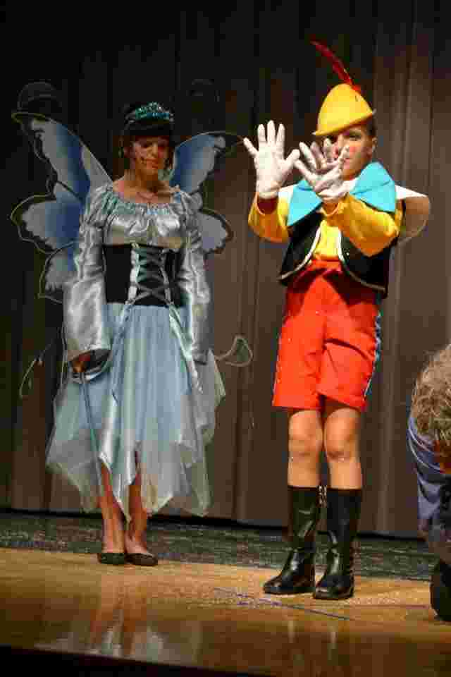 Scripts and Plays for Kids to Perform!  Pinocchio!