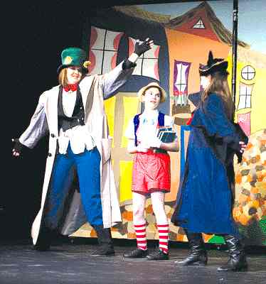 Children's Plays for Theatres and Schools! - Pinocchio!