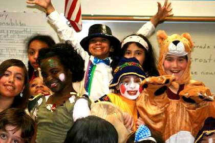 Large Cast School Plays and Musicals for Kids to Perform