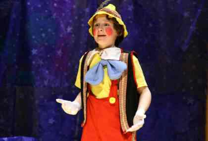 Plays for Children and Kids - Pinocchio