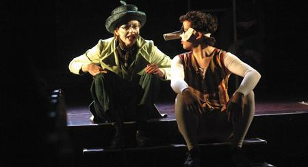 Children's Play for Theatres and Schools - Pinocchio