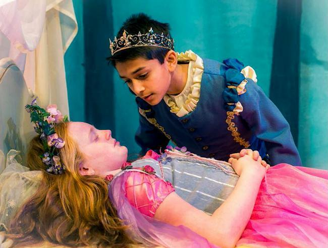 Sleeping Beauty Play for Kids to Perform