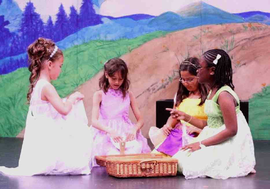 Scripts, Plays and Musicals from ArtReach!  Sleeping Beauty!