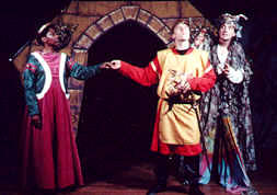 Children's Plays - The Sword in the Stone