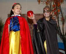 Large Cast Children's School Plays - Snow White