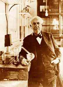 Small Cast One Act Plays for Children - Thomas Edison