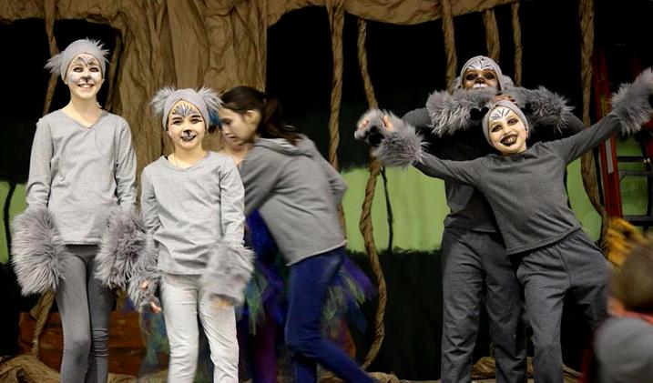 The Jungle Book - Play for Kids to Perform!