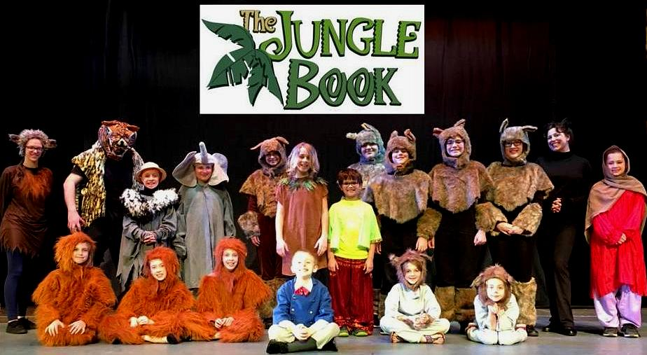 Jungle Book Large Cast Play
