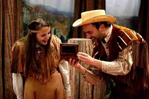ArtReach Plays and Scripts for Schools and Kids!  - Trail of Tears