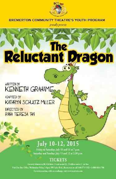 Children's Play - The Reluctant Dragon!