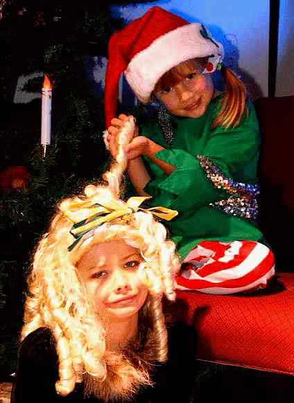 Twas the Night Before Christmas - Christmas Play for Kids to Perform!