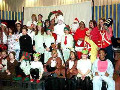 Twas the Night Before Christmas - Christmas Musical for Kids!