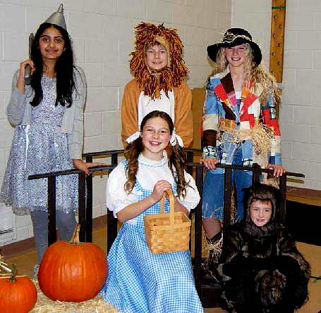 Wizard of Oz play for children to perform!
