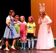 Kids Love ArtReach's Wizard of Oz!