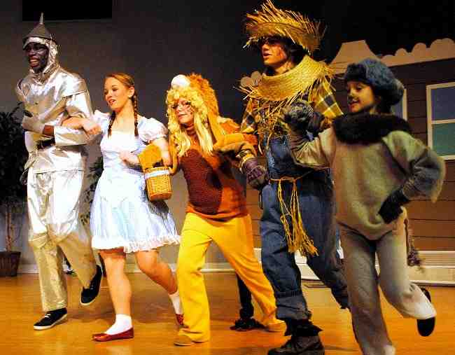 Wizard of Oz Script Written for Schools to Perform!