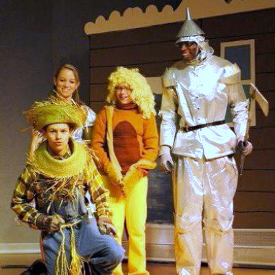 The Wizard of Oz for Kids to Perform!